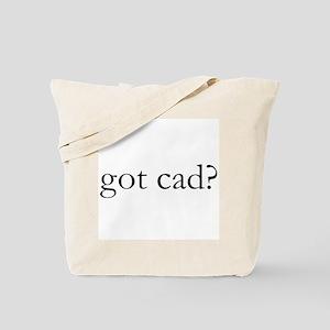 got cad? Tote Bag