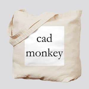 cad monkey Tote Bag