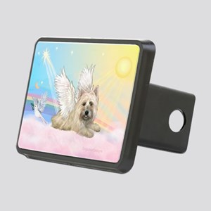 Angel / Cairn Terrier Rectangular Hitch Cover