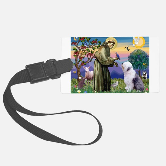 ST. FRANCIS + OES Luggage Tag