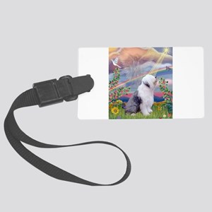 Cloud Angel / OES Large Luggage Tag
