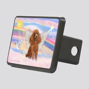 Angel/Poodle (Aprict Toy/Min) Rectangular Hitch Co