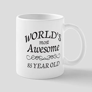 Awesome 85 Year Old Mug