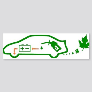 PRIUS OWNER? Toyota PRIUS Bumper Sticker GIFT Bump