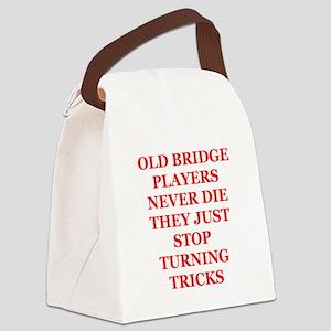 BRIDGE2 Canvas Lunch Bag