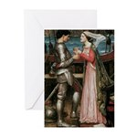 Tristram Isolde Greeting Cards (Pk of 10)