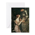 Lamia Greeting Cards (Pk of 10)