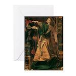 Morgan Le Fay Greeting Cards (Pk of 10)