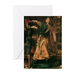 Morgan Le Fay Greeting Cards (Pk of 10)