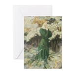 The Lovers World Greeting Cards (Pk of 10)