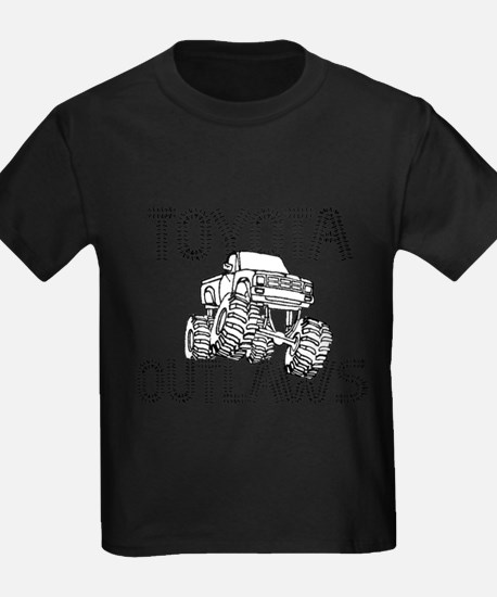 Toyota Outlaws Logo T