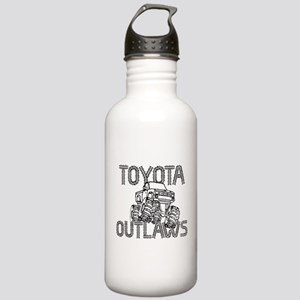 Toyota Outlaws Logo Stainless Water Bottle 1.0L