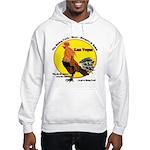 Las Vegas Rising Cock Hooded Sweatshirt