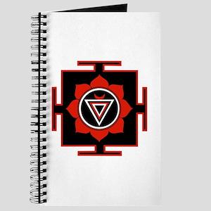 Goddess Kali Yantra Journal
