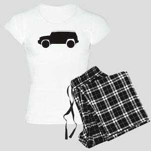 fj_outline Women's Light Pajamas