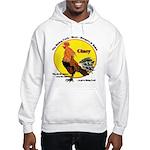 Cincy Rising Cock Hooded Sweatshirt