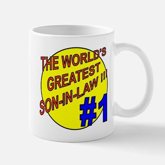 World's Greatest Son-in-Law S Mug