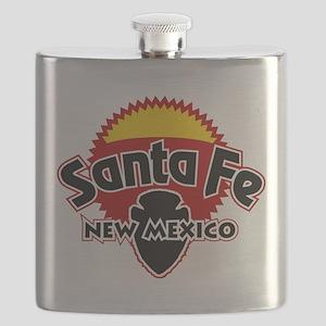 Santa Fe Sun Flask