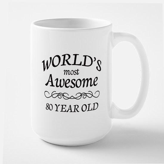 Awesome Birthday Large Mug