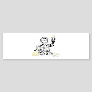 eggbeater Bumper Sticker