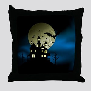 ALL HALLOWS EVE Throw Pillow