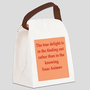 asimov11 Canvas Lunch Bag