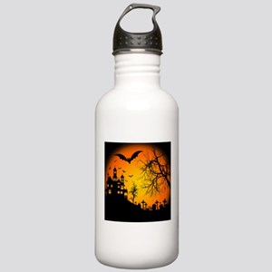 HOUSE ON THE HILL Stainless Water Bottle 1.0L