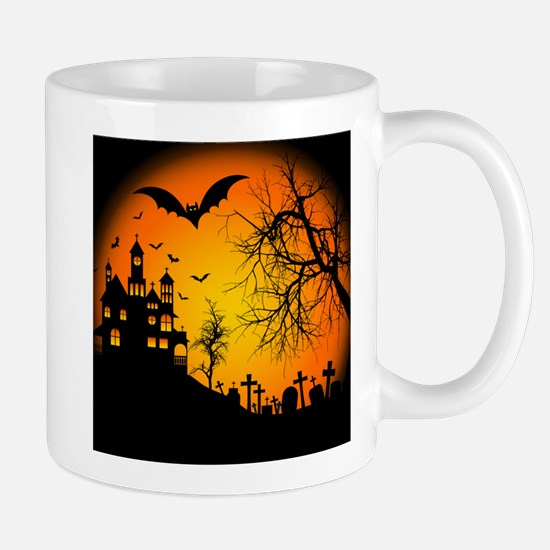 HOUSE ON THE HILL Mug