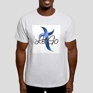 Let God Ash Grey T-Shirt