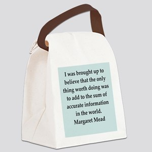 mead2 Canvas Lunch Bag