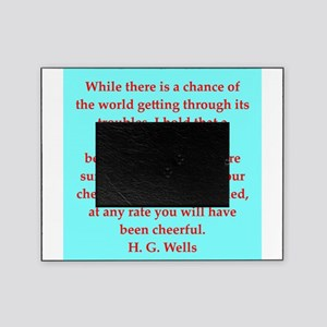 wells10 Picture Frame