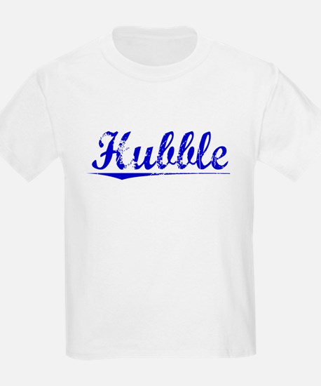 Hubble, Blue, Aged T-Shirt