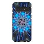 Celtic Blue 8pt Samsung Galaxy S10 Tough Case