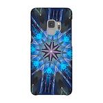 Celtic Blue 8pt Samsung Galaxy S9 Slim Case