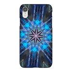 Celtic Blue 8pt iPhone XR Slim Case