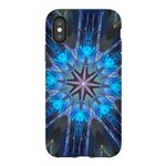 Celtic Blue 8pt iPhone X/XS Tough Case