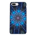 Celtic Blue 8pt iPhone 8/7 Plus Tough Case