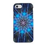 Celtic Blue 8pt iPhone 8/7 Tough Case