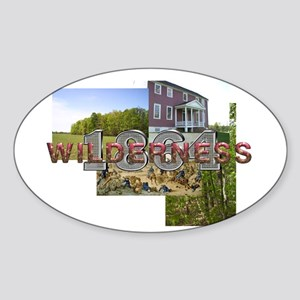 ABH Wilderness Oval Sticker