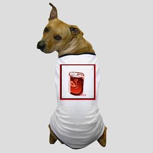 brown beer Dog T-Shirt