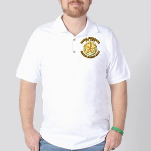 Navy - Command At Sea Golf Shirt