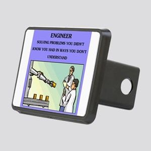 engineering Rectangular Hitch Cover