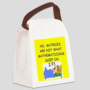 MATH13 Canvas Lunch Bag