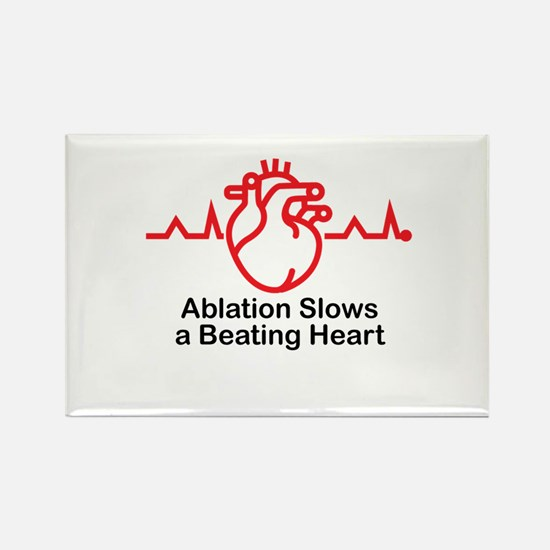 Ablation Slows A Beating Heart ™ 02 Magnets