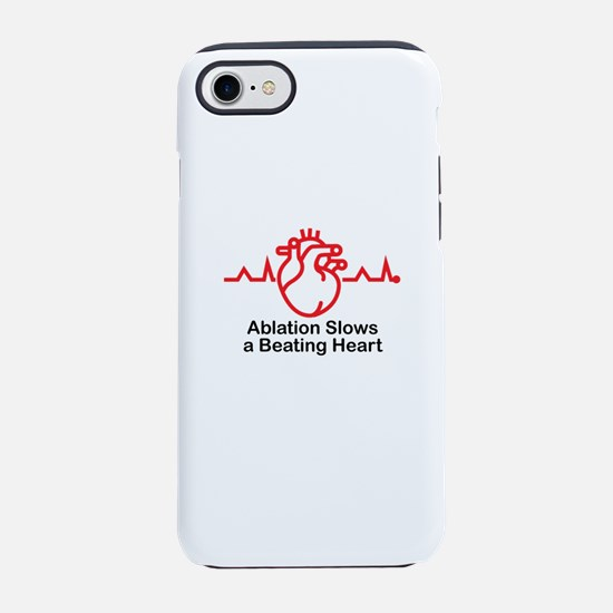 Ablation Slows A Beating Heart ™ 02 iPhone 7 Tough