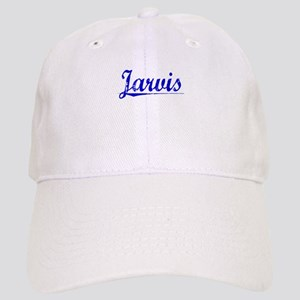 Jarvis, Blue, Aged Cap