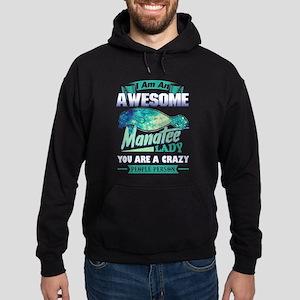 MANATEE LADY TEE SHIRT Sweatshirt