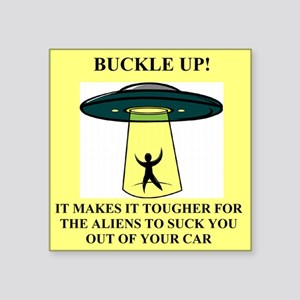 funny geek alien abduction joke gifts t-shirts Squ