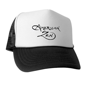 American Zen Trucker Hat 01