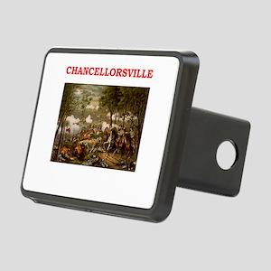 chancellorsville Rectangular Hitch Cover